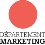 Logo Département Marketing